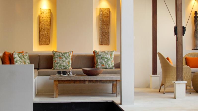 Lounge Area - Villa Adenium - Jimbaran, Bali