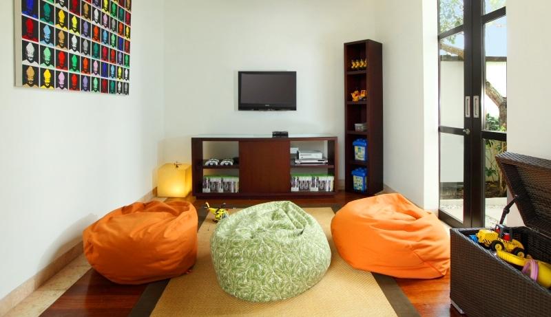 TV Room - Villa Adenium - Jimbaran, Bali