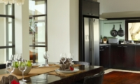 Kitchen and Dining Area - Villa Adenium - Jimbaran, Bali