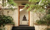 Entrance - Villa Adenium - Jimbaran, Bali