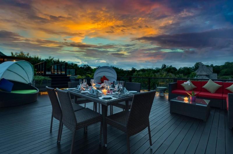 Open Plan Dining Area - Villa Aiko - Jimbaran, Bali