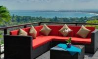 Up Stairs Lounge - Villa Aiko - Jimbaran, Bali