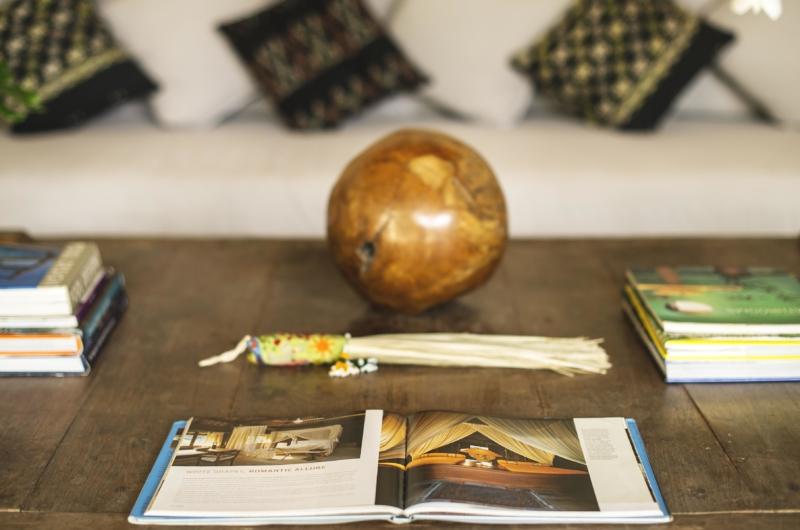 Center Table - Villa Alabali - Seminyak, Bali