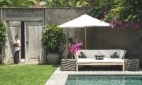 Entrance - Villa Alabali - Seminyak, Bali