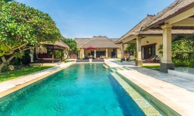 Swimming Pool - Villa Alam - Seminyak, Bali