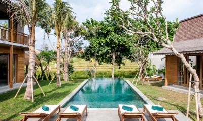 Swimming Pool - Villa Alea - Kerobokan, Bali