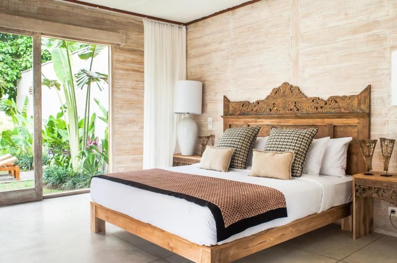 Bedroom with View - Villa Alea - Kerobokan, Bali