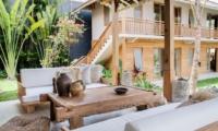 Open Plan Living Area - Villa Alea - Kerobokan, Bali