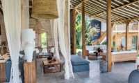Living and Dining Area - Villa Alea - Kerobokan, Bali
