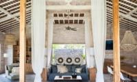 Indoor Living and Dining Area - Villa Alea - Kerobokan, Bali