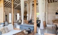 Indoor Family Area - Villa Alea - Kerobokan, Bali