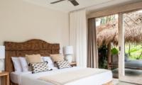 Bedroom View - Villa Alea - Kerobokan, Bali