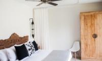 Bedroom with Wardrobe - Villa Alea - Kerobokan, Bali