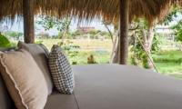 Outdoor Seating Area - Villa Alea - Kerobokan, Bali