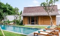 Reclining Sun Loungers - Villa Alea - Kerobokan, Bali