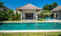 Pool Side - Villa Alore - Seminyak, Bali