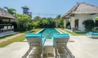 Gardens and Pool - Villa Alore - Seminyak, Bali