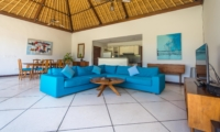Living Area with TV - Villa Alore - Seminyak, Bali