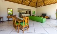 Dining Area - Villa Alore - Seminyak, Bali