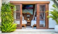 Twin Bedroom View - Villa Alore - Seminyak, Bali