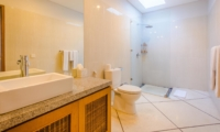 Bathroom with Shower - Villa Alore - Seminyak, Bali