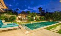 Reclining Sun Loungers - Villa Alore - Seminyak, Bali