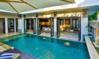 Swimming Pool - Villa Amala Residence - Seminyak, Bali