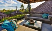 Up Stairs Lounge - Villa Amala Residence - Seminyak, Bali
