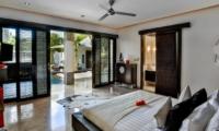 Bedroom with View - Villa Amala Residence - Seminyak, Bali