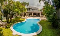 Gardens and Pool - Villa Amaya - Seminyak, Bali
