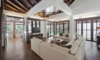Living Area with TV - Villa Amaya - Seminyak, Bali