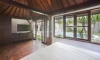 Bedroom with TV - Villa Amaya - Seminyak, Bali