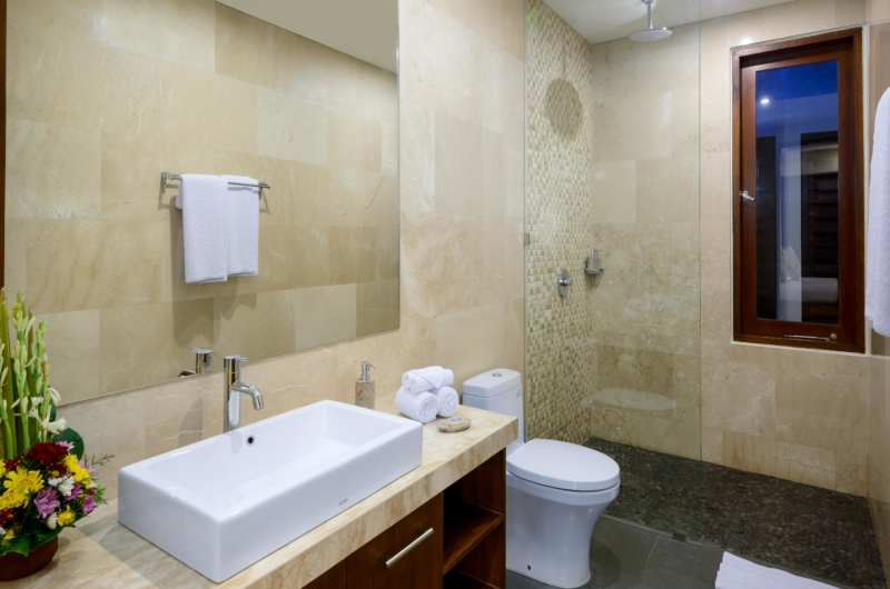 Bathroom - Villa Amelia - Legian, Bali