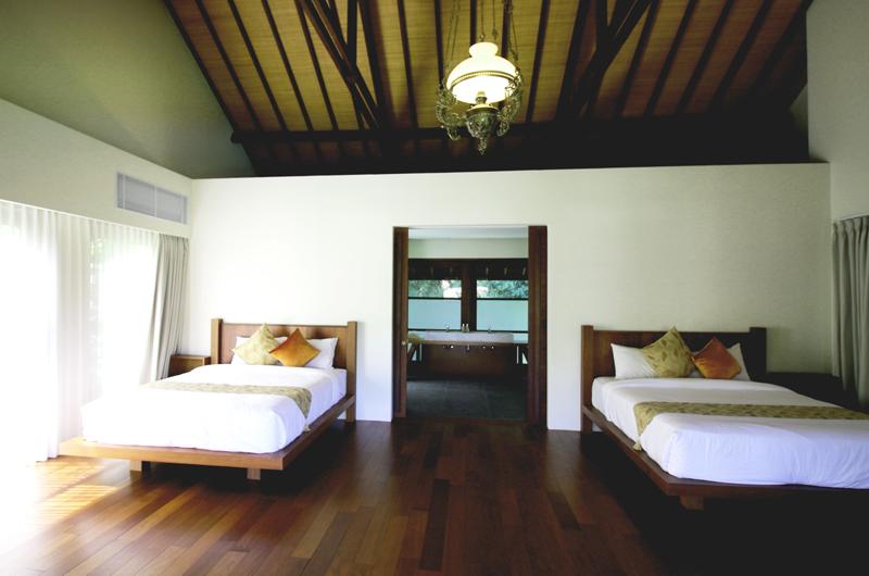 Twin Bedroom - Villa Amita - Canggu, Bali