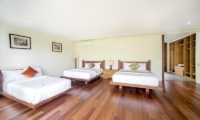 Bedroom One - Villa Amita - Canggu, Bali