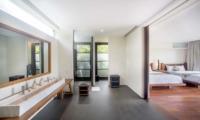 Bedroom Four and Bathroom - Villa Amita - Canggu, Bali