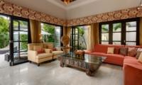 Living Area - Villa Amman Residence - Seminyak, Bali