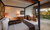 Bedroom and Balcony - Villa Amman Residence - Seminyak, Bali