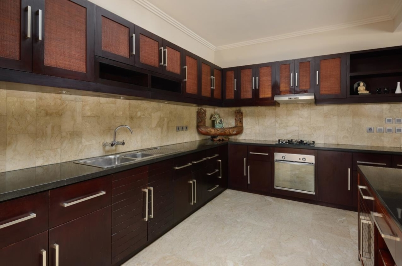 Kitchen - Villa Amman Residence - Seminyak, Bali