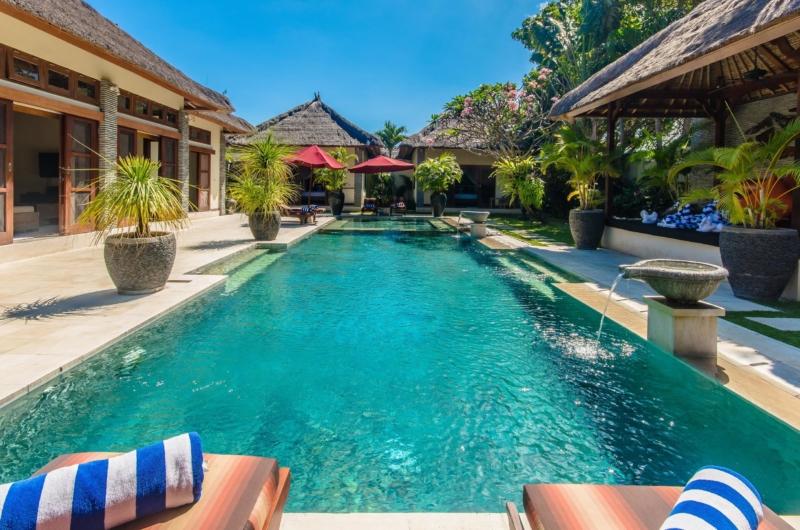 Swimming Pool - Villa An Tan - Seminyak, Bali