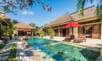 Gardens and Pool - Villa An Tan - Seminyak, Bali
