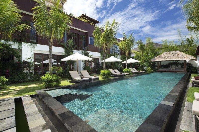 Reclining Sun Loungers - Villa Anam - Seminyak, Bali