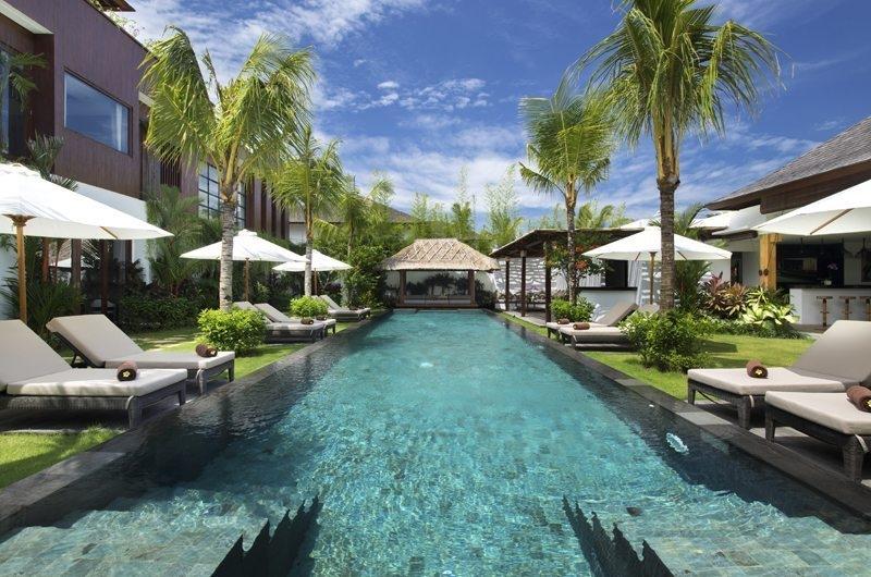 Swimming Pool - Villa Anam - Seminyak, Bali