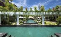Gardens and Pool - Villa Anam - Seminyak, Bali