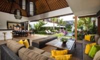 Living Area - Villa Anam - Seminyak, Bali