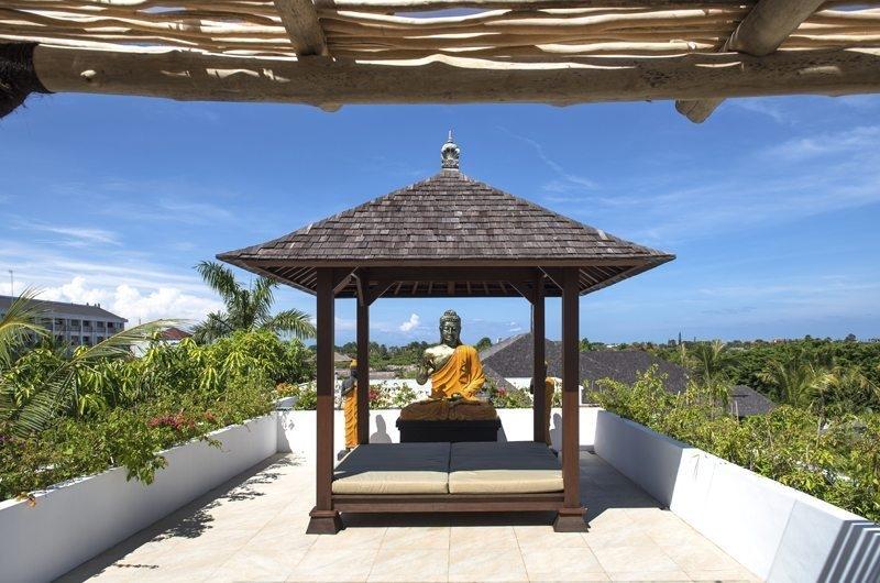 Terrace - Villa Anam - Seminyak, Bali