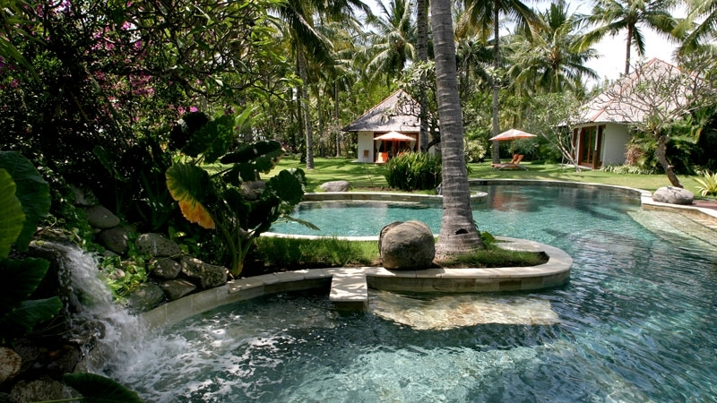 Swimming Pool - Villa Anandita - Lombok, Indonesia
