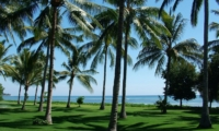 Gardens - Villa Anandita - Lombok, Indonesia