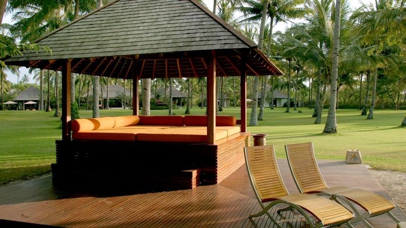 Pool Bale - Villa Anandita - Lombok, Indonesia