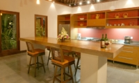 Kitchen and Dining Area - Villa Anandita - Lombok, Indonesia